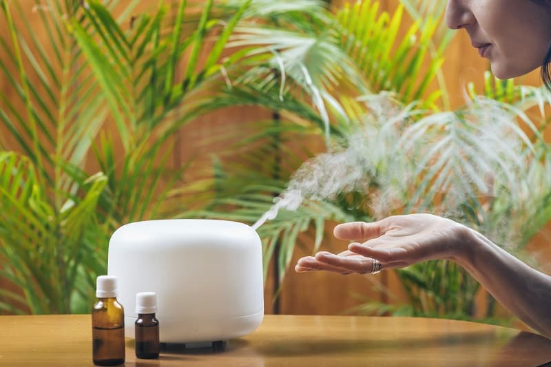 Essential oils to use around the house